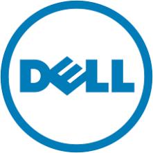 Dell logo in Austin Texas