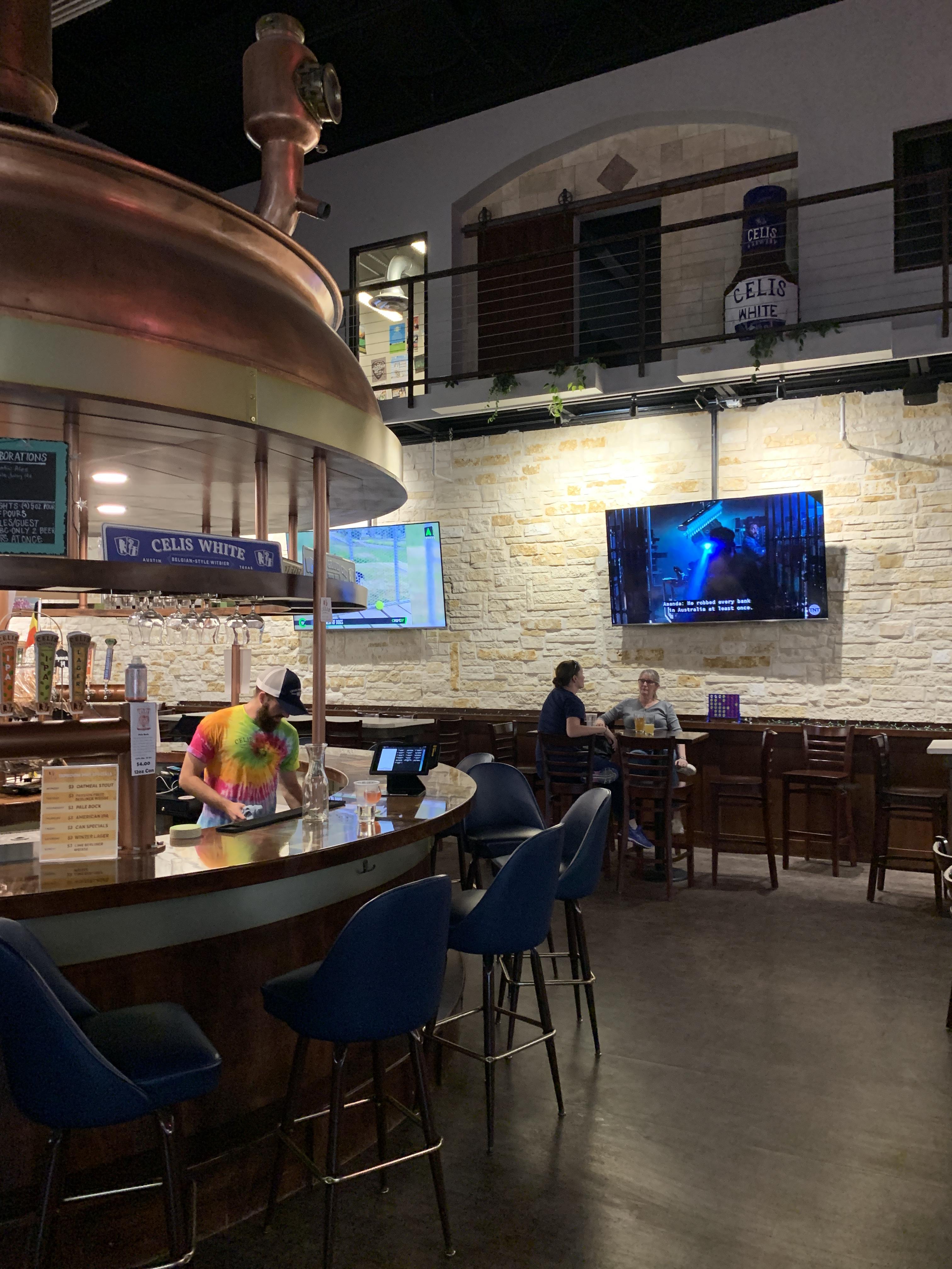 Celis Brewery near Austin FC