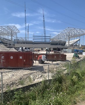 South End (May 2020)