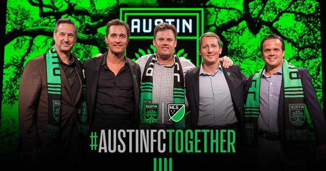 Austin FC-owners