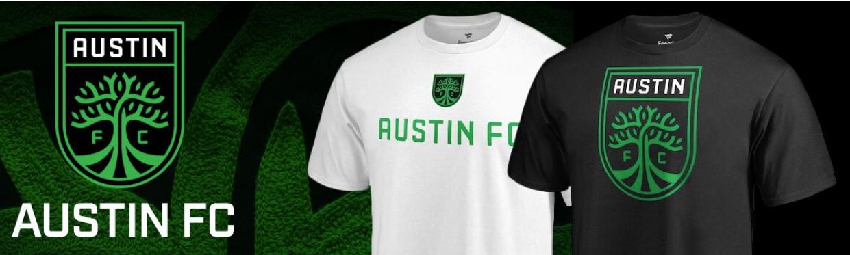 Austin FC MLSsoccer store