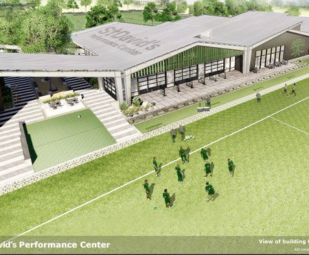 Austin FC $45M training facility in Northeast Austin
