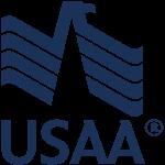 USAA logo for stadium