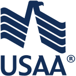 USAA logo for stadium