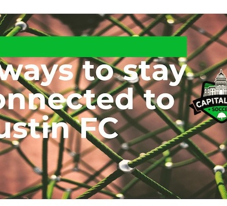 AustinFC 5 ways to connect